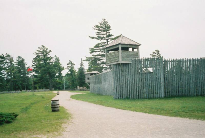 Fort Michlimackinaw